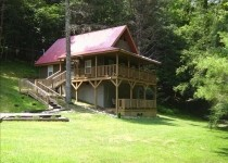 [Image: 1 Wkend Left in July! Cabin W/Private Hot Tub, Close to Biking, Hiking, Fishing]