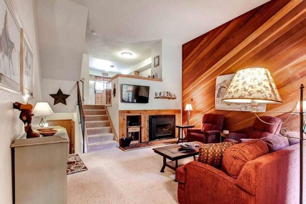 [Image: Winter Point 22: 2 BR / 2.5 BA Townhome in Breckenridge, Sleeps 8]