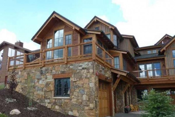 [Image: New Luxury Woodmoor Ski Home with Ski Slope Views! September Sale- 20% Off]