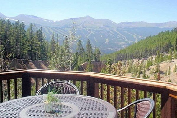 [Image: Spectacular Views of Breckenridge, 4 Bed 4 Bath, Private Hot Tub,]