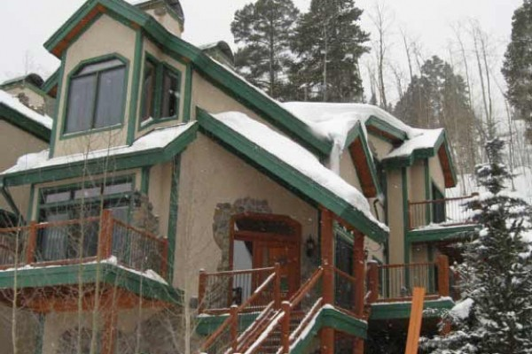 [Image: Exquisite Ski-in/Ski-Out 4 BR Private Twnhm Breckenridge, Co]