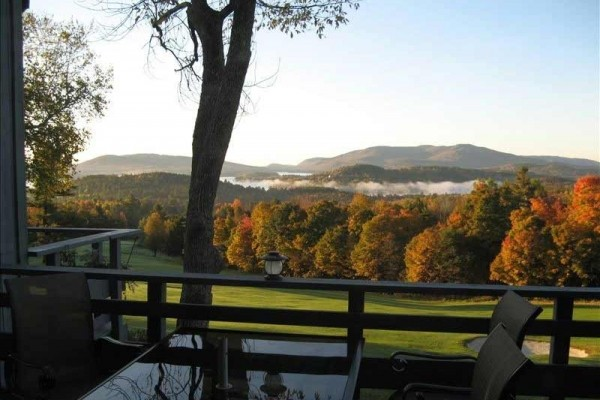 [Image: Town House with Fabulous Views of Lake and Mount Sunapee]