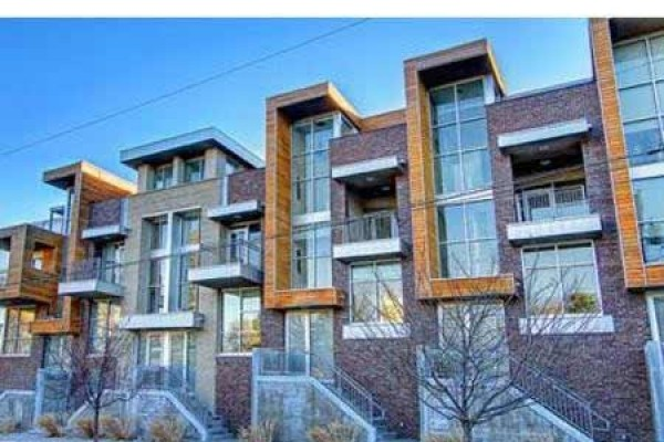 [Image: Downtown Denver Townhome]