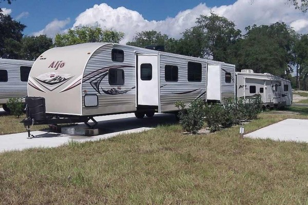 [Image: Brand New Rv Rental on Resort Property!]