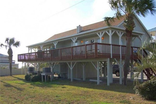 [Image: Cocajoma 2: 2 BR / 1 BA Duplex in Mexico Beach, Sleeps 6]