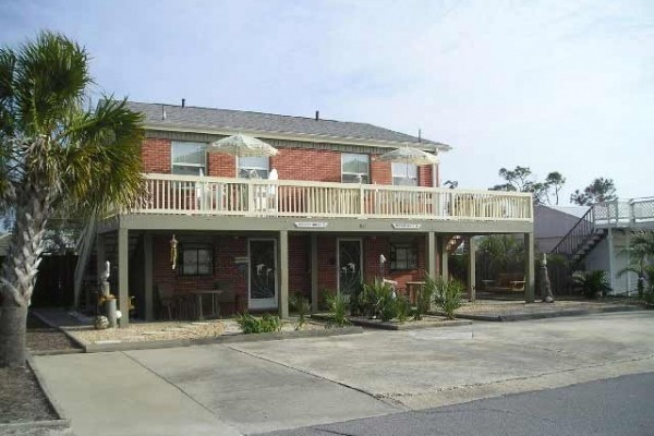[Image: Fish & Stay - Charming Gulf View Townhome in Mexico Beach, Fl]