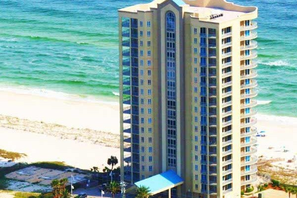 [Image: Beautiful Gulf Front Condo]