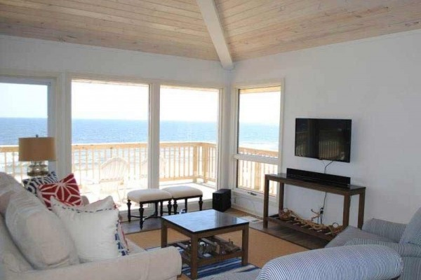 [Image: A Bit of Paradise: 3 BR / 2 BA Beach Front in Saint George Island, Sleeps 9]