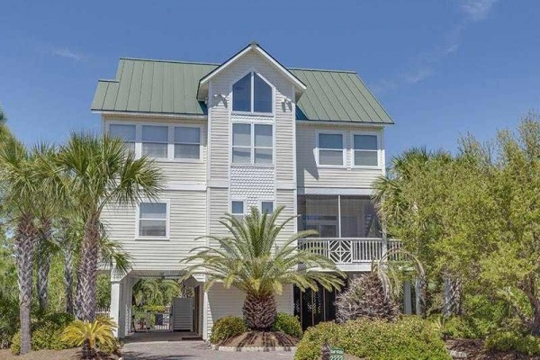[Image: Sal Vida: 4 BR / 3.5 BA Beach View in Saint George Island, Sleeps 16]