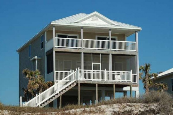 [Image: Virginia's Dream - Gulf Front Vacation Rental]