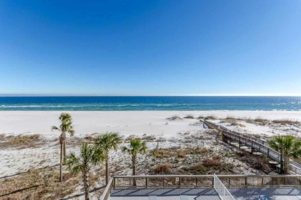 [Image: Great 3BR/3BA on Beach! Awesome Views!!!]