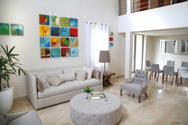 [Image: Casa Cacique - Walk to the Beach - Luxury 5BR/5.5bath - Ocean Park Beach]