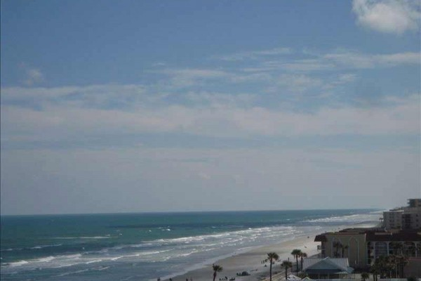 [Image: Relaxing Ocean View Condo in Beautiful New Smyrna Beach.it's 'Beachy Keen'.]