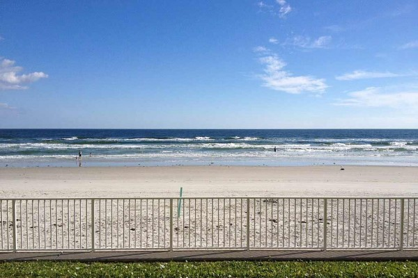 [Image: Newly Renovated Beautiful Beach Front Condo]
