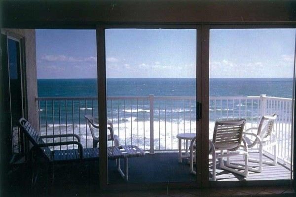 [Image: Direct Oceanfront, Top Floor, Panoramic, Penthouse View]