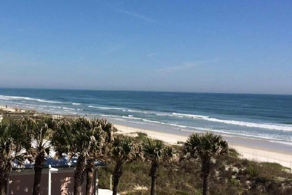 [Image: Oceanfront Condo on Beautiful Ponce Inlet Beach]