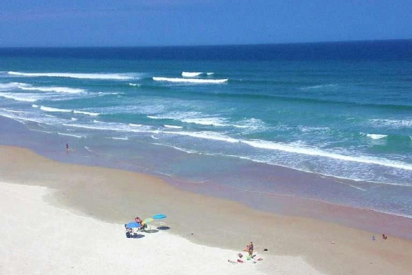 [Image: White Sand and Blue Water Paradise, Ponce Inlet]