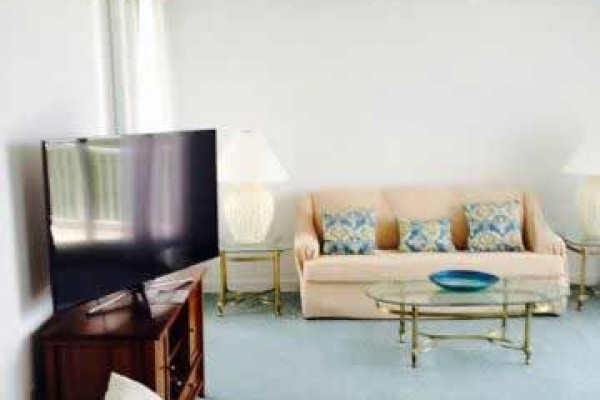 [Image: Beautiful 6th Floor South Corner 3 BR, 2 Bath Condo W/Ocean to River Views]