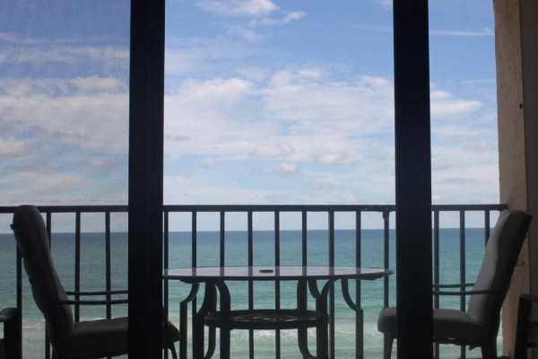 [Image: 5th Floor Direct Oceanfront on Beautiful Hutchinson Island]