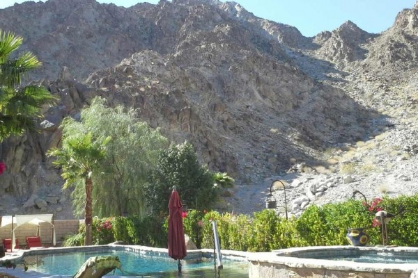 [Image: Experience the Most Spectacular Home in La Quinta! Ask for Our Guest Specials!]