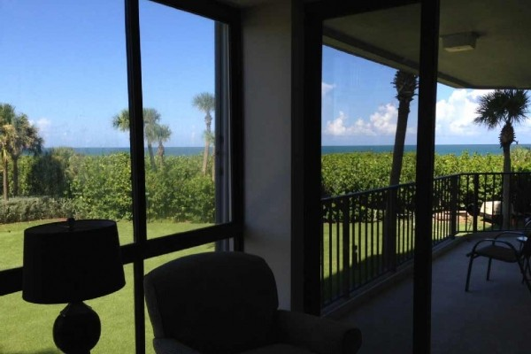 [Image: Beautiful Condo, Gorgeous Ocean View, Steps to the Secluded Beach!]