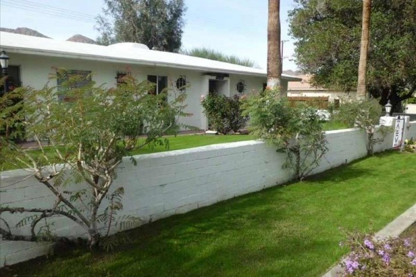 [Image: Walk to Old Town. La Quinta Cove Classic Home, Freshly Remodeled.]