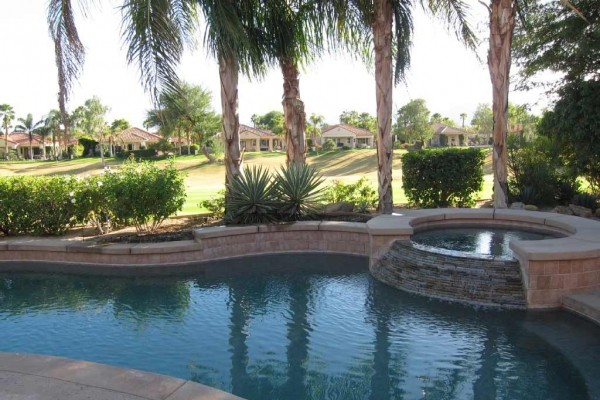 [Image: Beautiful Desert Golf Resort Property in Exclusive Private Community]
