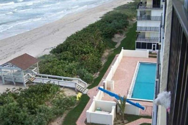 [Image: Beachfront Condo - Unobstructed View of Ocean & Indian River]