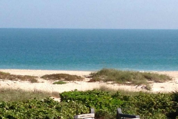 [Image: Oceanfront Home on Best Beach in Vero! Walk to Town!]