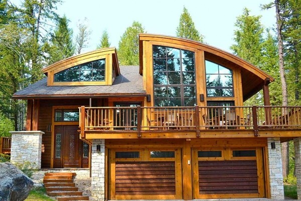 [Image: Spacious Mountain Retreat W/ Private Hot Tub, Indoor/Outdoor Pool Privelages]