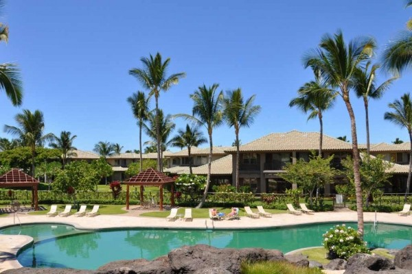 [Image: Private Beach, Lagoon Pool, Wifi, Built in Bbq on Lanai, Resort Living]