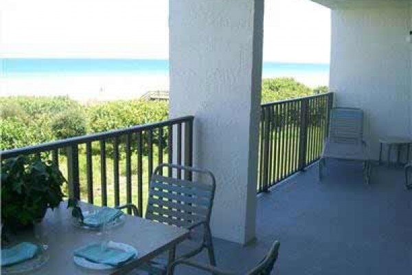 [Image: Beach View 2BR Cape Canaveral Condo W/ Huge Balcony & Daily Cleaning]