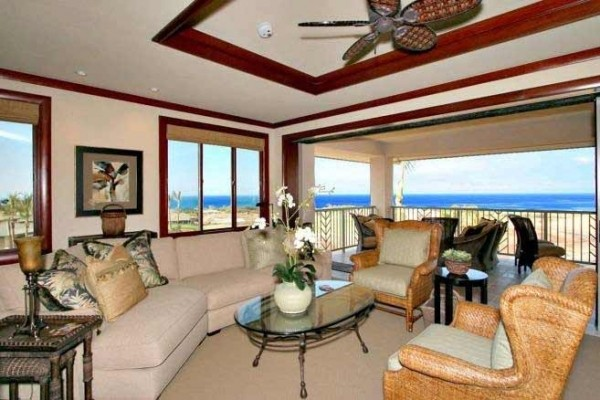 [Image: H201 Beautiful Model Unit - Best Location and Views in Wai'Ula'Ula!]