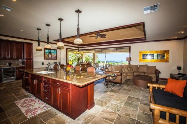 [Image: Ocean View Mauna Kea Resort Luxury Villa with Private Pool & Spa]