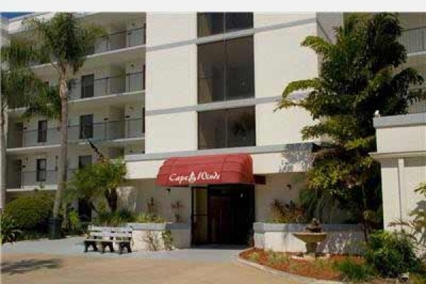 [Image: Oceanfront Florida Condo W/ Resort Amenities Near Cocoa Beach Pier]