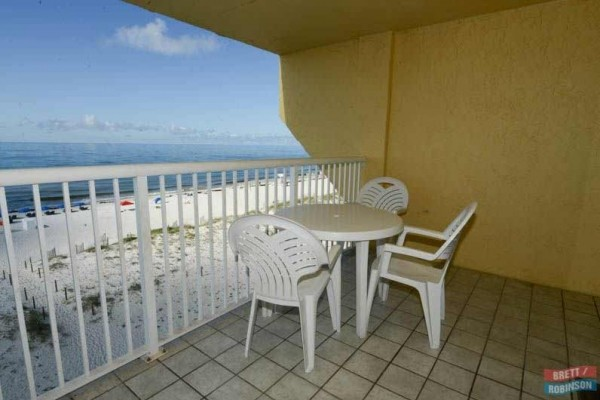 [Image: Two Bedroom Gulf Front Condo in Great Location on West Beach!]