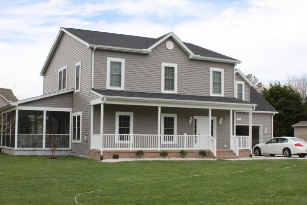 [Image: New House in Wonderful Bethany Beach Community-1/2 Mi to Beach]