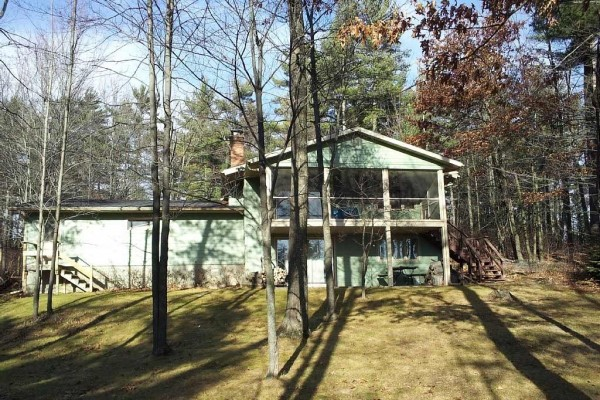 [Image: Please Read Entire Listing!!! a Beautiful Northwoods Lake Property]