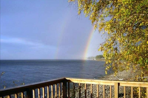 [Image: Panorama Waterfront Guest House North of Sturgeon Bay]