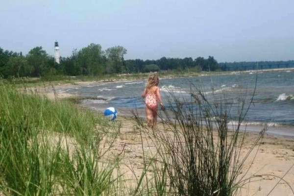 [Image: 3 Beach Cottages Sturgeon Bay Door County, Pet Friendly]