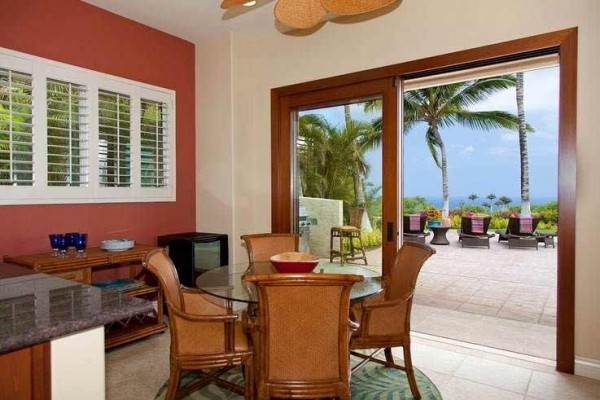 [Image: Three or Four Bedroom Ocean and Golf View - Mauna Kea Resort]
