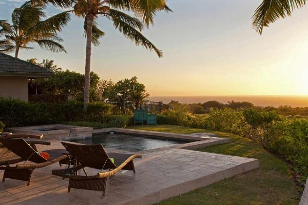 [Image: Waiulaula Villa W/Private Pool/Spa, Family-Friendly, Incredible Views]