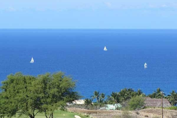 [Image: Best Views of Harbor, Ocean & Golf Course in Wai'Ula'Ula]