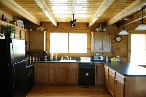 [Image: The Chestnut Cabin Luxury Cabin Rental]