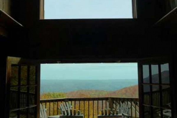 [Image: Cranberry Mountain Lodge-Private, Tranquil, Beautiful.]