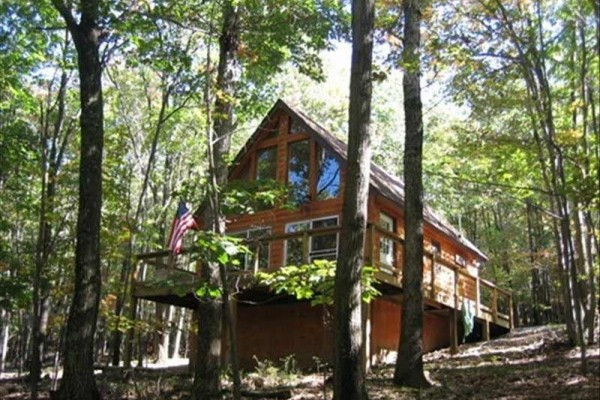 [Image: Private Wv Cabin/Chalet Mountain Get Away]