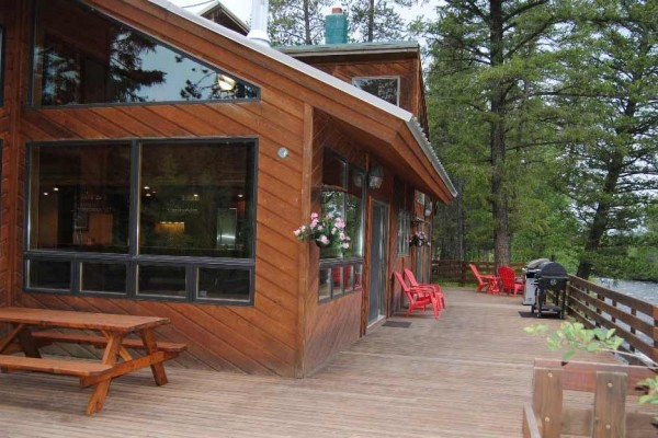 [Image: Completely Private 40 Acre Lodge on Fall River Targhee Natlfor]