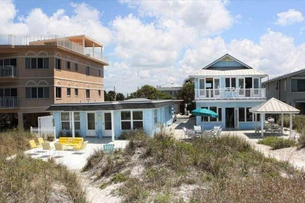 [Image: Premier Beachfront Homes up to 9 BR/6BA - Sleeps up to 26]