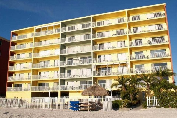 [Image: Direct Beach Front 3 Bedroom 2 Bath #Rs513 at Ram Sea Condos]
