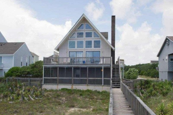 [Image: Dune Our Thing: 3 BR / 2.5 BA Single Family in Emerald Isle, Sleeps 6]